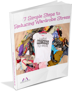 Ebook of 7 Steps to a new work wardrobe